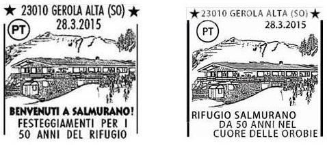 francobolli Salmurano
