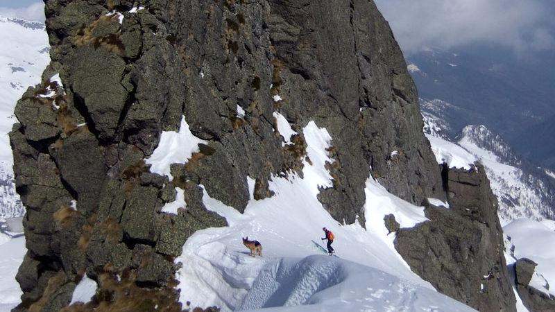 montagne vette