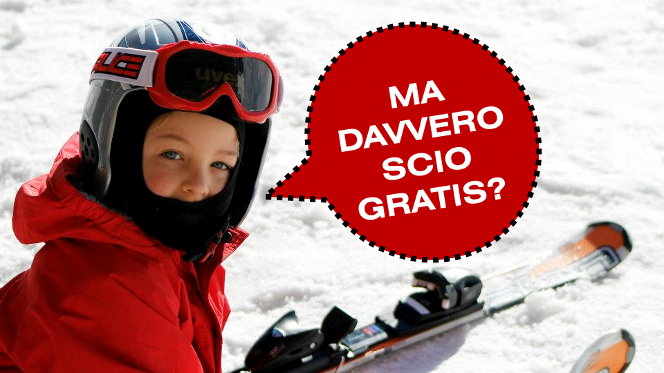 skipass gratis under 16 - 1