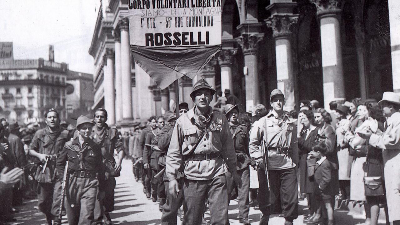 brigata rosselli